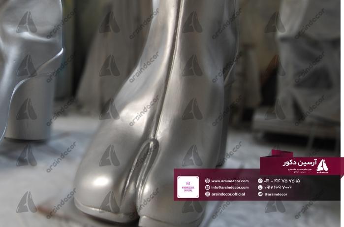 ماکت تبلیغاتی کفش