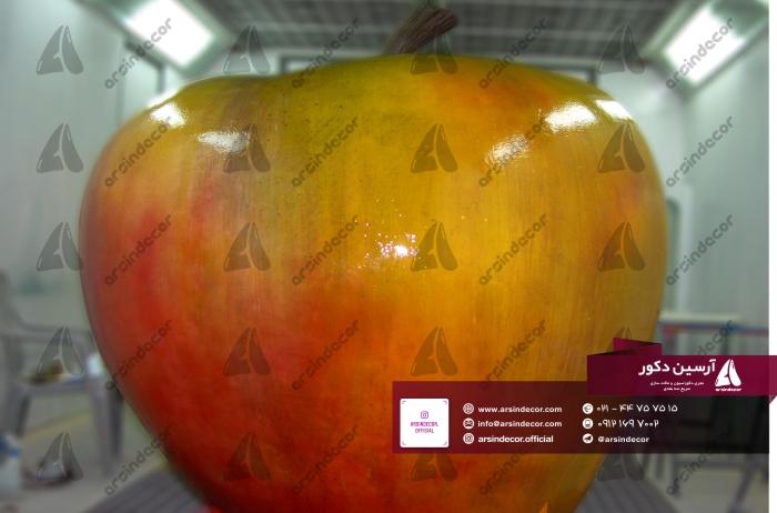 ماکت سیب