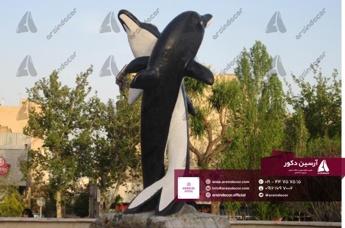 ماکت شهری دلفین