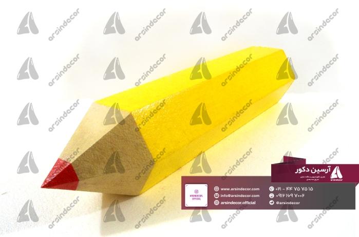 ماکت تبلیغاتی مداد
