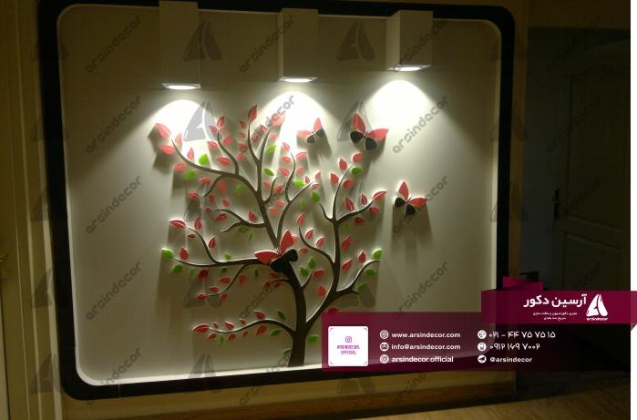 درخت یونولیتی دکوراتیو