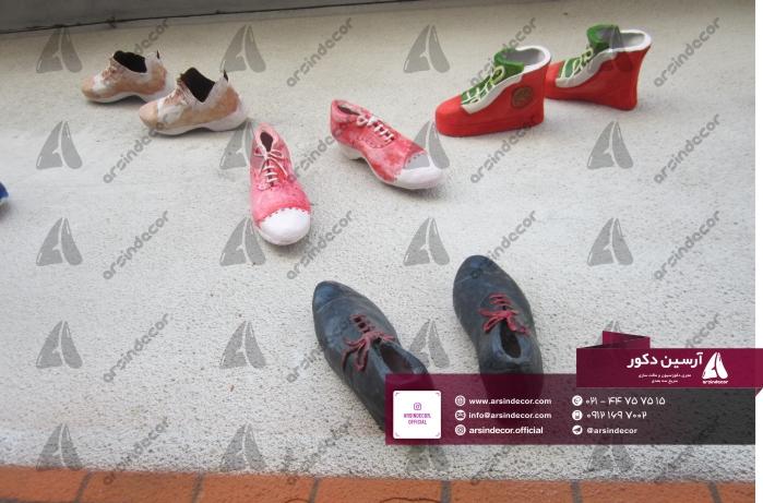کفش مصنوعی