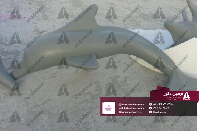 ماکت سه بعدی دلفین