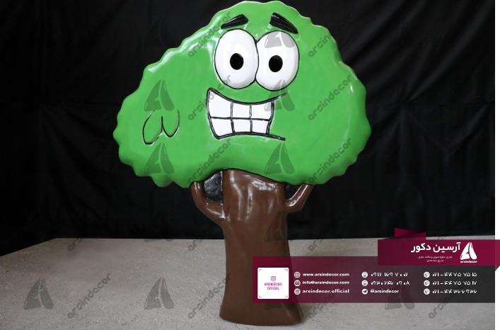 ماکت فانتزی درخت