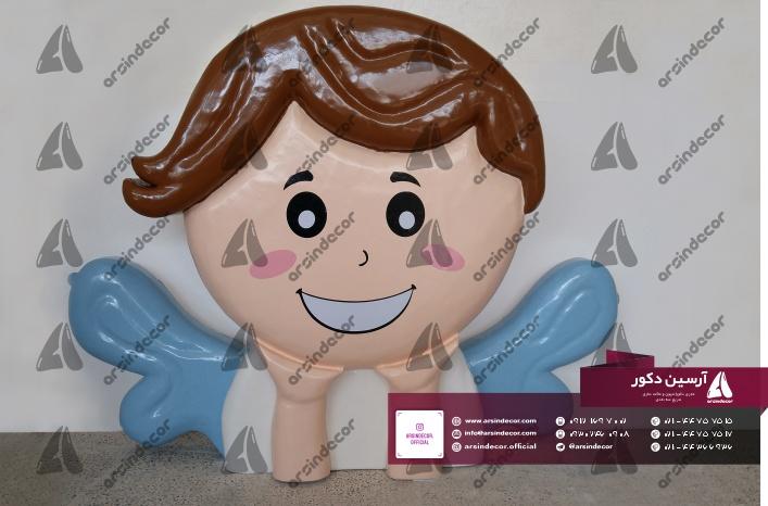 ماکت مهدکودکی فرشته