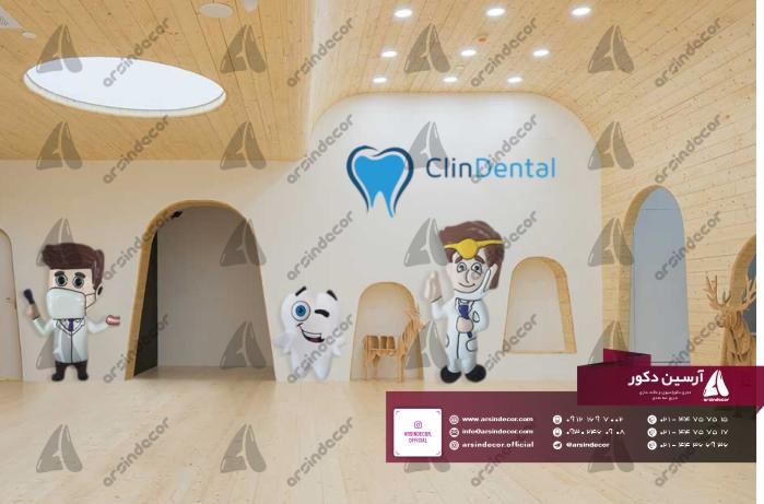 ماکت دندانپزشک و دندان