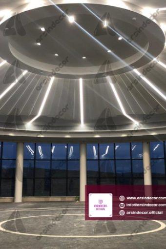 دکوراسیون دانشگاه قزوین