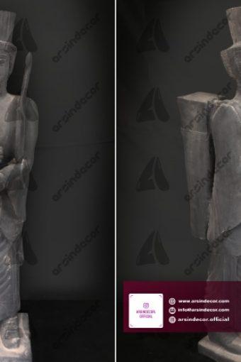 مجسمه سرباز هخامنشی