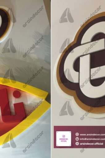 لوگو نمایشگاه شیرینی